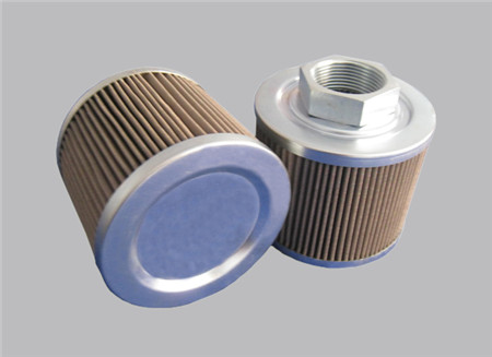Replacement Of MP Oil Filter Series