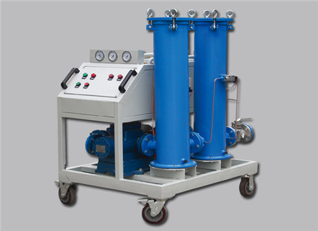 High Viscosity Mobile Transformer Oil Purifier