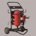 Portable Oil Filter Cart