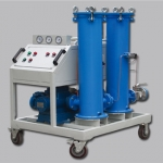 High Viscosity Mobile Transformer Oil Purifier