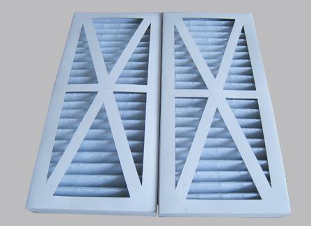 Pleated Panel Filter