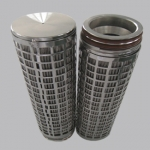 Pleated Stainless Steel Filter