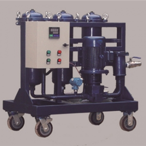 High Solid Conten Oil Purifier LYC-G Series