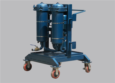 Portable Lube Oil Purifier