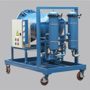 Coaleascense Of Dehydrated Oil Purifier LYC-J Series